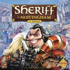 Sheriff of Nottingham 2nd Editon
