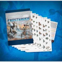 Frosthaven: Removable Sticker Set