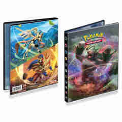 Ultra Pro - Pokemon Sword & Shield Rebel Clash 4-Pocket Portfolio