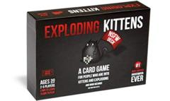 Exploding Kittens (NSFW Expansion)