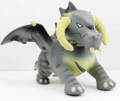 Ultra Pro - Figurines of Adorable Power: Black Dragon LIMITED EDITION