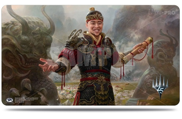 Ultra Pro - Magic: The Gathering - Masters 25 Playmat - Imperial Recruiter (86745)