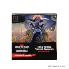 D&D Icons Of The Realms Miniatures #9 - Waterdeep: Dragon Heist City of the Dead (Case Incentive)