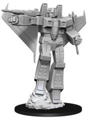 TRANSFORMERS: WIZKIDS UNPAINTED MINIS - STARSCREAM