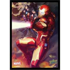 Upper Deck Sleeves - Marvel - Iron Man