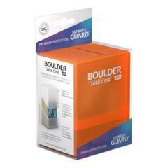 Ultimate Guard - Deck Case 80+ Boulder - Poppy Topaz