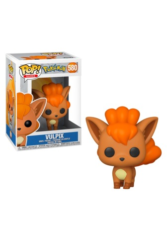 Pop! Pokemon S2 - #580 - Vulpix - Games Series