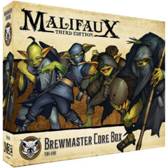 Malifaux 3rd Edition: Brewmaster Core Box 23617