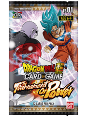 DBS The Tournament of Power Booster Pack