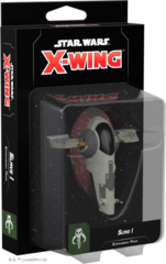 Star Wars X-Wing - Second Edition - Slave 1