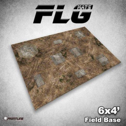 FLG Gaming Mat: Field Base - 44 x 60