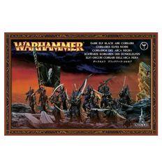 Dark Elf Black Ark Corsairs- WEB ONLY