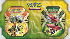 Pokemon Island Guardians Tins 2017 Summer