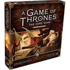 A Game of Thrones - The Card Game 2nd edition