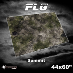 FLG Gaming Mat: Summit  44 x 60