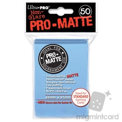 PRO-Matte Standard - Light Blue (50ct) 84188
