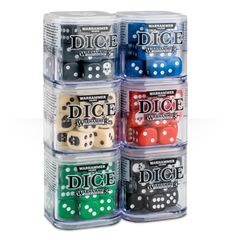 DICE CUBE - WEB ONLY