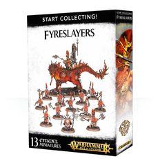 Start Collecting! Fyreslayers 70-85