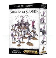 Start Collecting! Daemons of Slaanesh 70-73