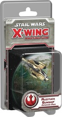 Star Wars X-Wing Auzituck Gunship
