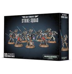 Grey Knights Strike Squad 57-08
