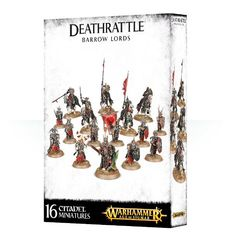 Deathrattle Barrow Lords - WEB ONLY
