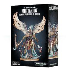 Death Guard Daemon Primarch Mortarion
