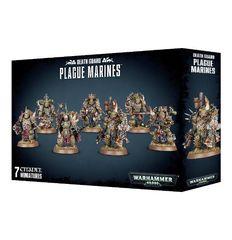 Death Guard Plague Marines 43-55