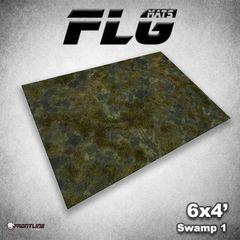 FLG Gaming Mat: Swamp 1  - 44