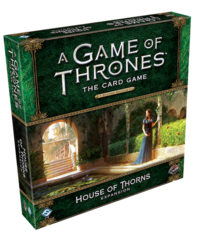 A Game of Thrones: 2nd Edition-House of Throns Expansion