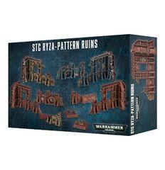 40K: STC Ryza-Pattern Ruins 64-71