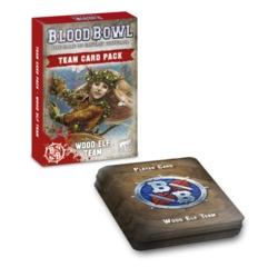 Blood Bowl Wood Elves Card Pack 200-70-60