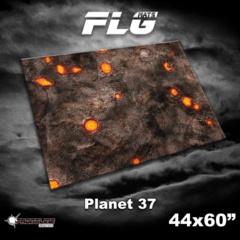FLG Gaming Mat: Planet 37 - 44