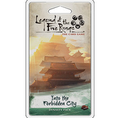 L5R Into the Forbidden City Dynasty Pack