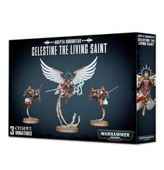 Adepta Sororitas Celestine The Living Saint 52-58