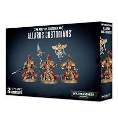 Adeptus Custodes Allarus Custodians 01-13