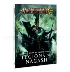 Battletome: Legions of Nagash (HB)