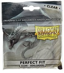Dragon Shield Perfect fit: Side-Loading Clear