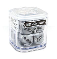 Necromunda Orlock Gang Dice