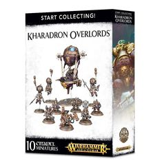 Start Collecting! Kharadron Overlords- 70-80