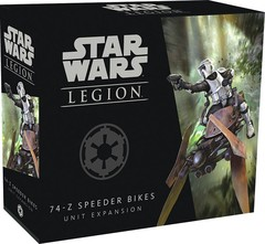 Star Wars: Legion - 74-Z Speeder Bikes Expansion