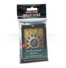 WH Underworlds Shadespire: The Farstriders Sleeves