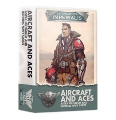 Aero/Imperialis: Aircraft & Aces Imperial Navy Cards 500-22