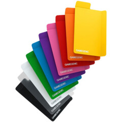 Flex Card Dividers 10ct Assorted Colors