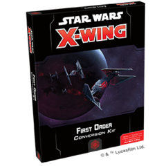 Star Wars X-Wing - 2nd Edition - First Order Conversion Kit