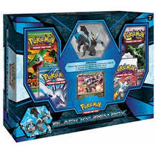 Black Kyurem Box Pokemon