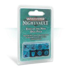 WH Underworlds: Nightvault Eyes of the Nine Dice Pack 110-44