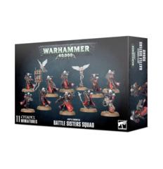 Adepta Sororitas Battle Sisters Squad 52-20