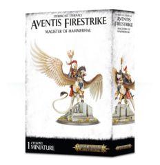Stormcast Eternals Aventis Firestrike Magister of Hammerall 96-40
