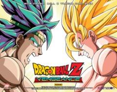 DBZ Vengeance booster pack